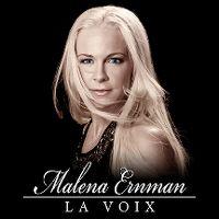 Cover Malena Ernman - La voix