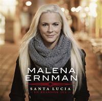 Cover Malena Ernman - Santa Lucia - En klassisk Jul