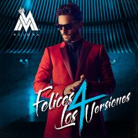 Cover Maluma - Felices los 4