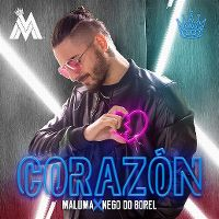Cover Maluma x Nego do Borel - Corazón