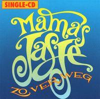 Cover Mama's Jasje - Zo ver weg