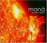 Cover Maná - Esenciales - Sol