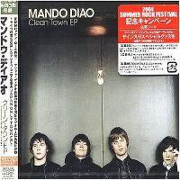 Cover Mando Diao - Clean Town