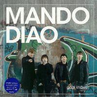 Cover Mando Diao - God Knows