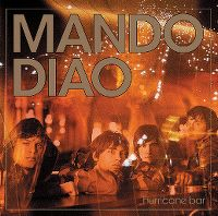 Cover Mando Diao - Hurricane Bar