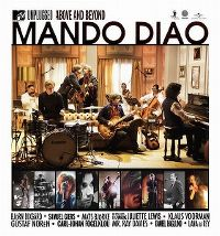 Cover Mando Diao - MTV Unplugged - Above And Beyond
