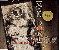 Cover Mandoki with Ian Anderson / Nik Kershaw / Jack Bruce / Bobby Kimball - On And On