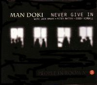 Cover Mandoki with Jack Bruce / Peter Maffay / Bobby Kimball - Never Give In