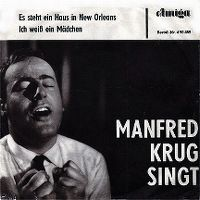 Cover Manfred Krug - Es steht ein Haus in New Orleans