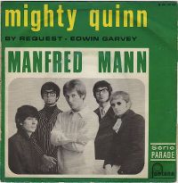 Cover Manfred Mann - Mighty Quinn