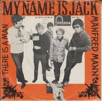 Cover Manfred Mann - My Name Is Jack