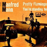 Cover Manfred Mann - Pretty Flamingo