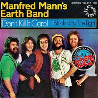 Cover Manfred Mann's Earth Band - Don't Kill It Carol