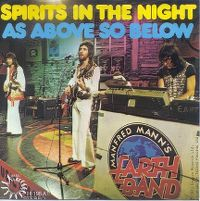 Cover Manfred Mann's Earth Band - Spirits In The Night