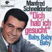 Cover Manfred Schnelldorfer - Dich hab' ich gesucht