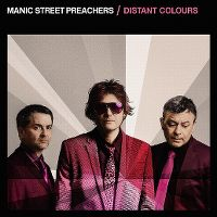 Cover Manic Street Preachers - Distant Colours
