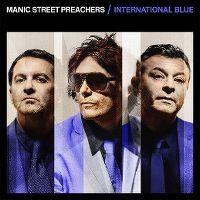 Cover Manic Street Preachers - International Blue