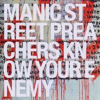 Cover Manic Street Preachers - Know Your Enemy