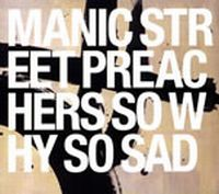 Cover Manic Street Preachers - So Why So Sad