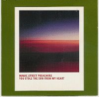 Cover Manic Street Preachers - You Stole The Sun From My Heart