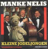 Cover Manke Nelis - Kleine jodeljongen