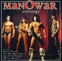 Cover Manowar - Anthology