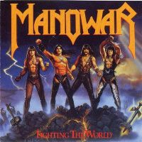 Cover Manowar - Fighting The World