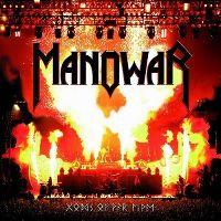 Cover Manowar - Gods Of War - Live