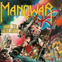 Cover Manowar - Hail To England
