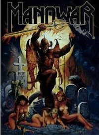 Cover Manowar - Hell On Earth Part IV