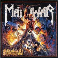 Cover Manowar - Hell On Stage - Live