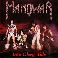 Cover Manowar - Into Glory Ride