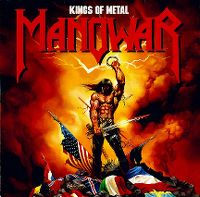 Cover Manowar - Kings Of Metal