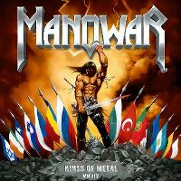 Cover Manowar - Kings Of Metal MMXIV