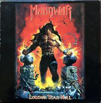 Cover Manowar - Louder Than Hell