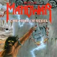 Cover Manowar - The Hell Of Steel - Best Of