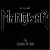 Cover Manowar - The Kingdom Of Steel - The Very Best Of