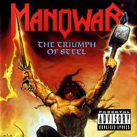Cover Manowar - The Triumph Of Steel