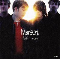 Cover Mansun - Electric Man