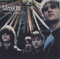 Cover Mansun - I Can Only Disappoint U