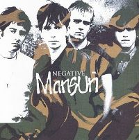 Cover Mansun - Negative