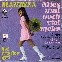 Cover Manuela - Alles und noch viel mehr