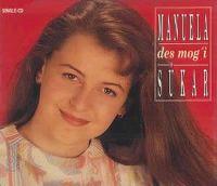 Cover Manuela Sükar - Des mog' i