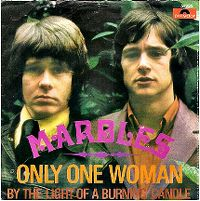 Cover Marbles - Only One Woman