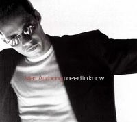 Cover Marc Anthony - I Need To Know
