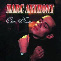 Cover Marc Anthony - Otra nota