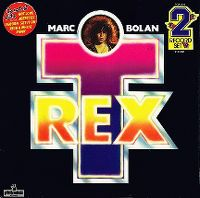 Cover Marc Bolan / T. Rex - Greatest Hits