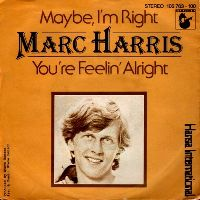 Cover Marc Harris - Maybe I'm Right