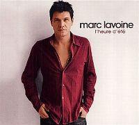 Cover Marc Lavoine - L'heure d'été