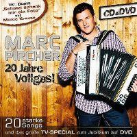 Cover Marc Pircher - 20 Jahre Vollgas!